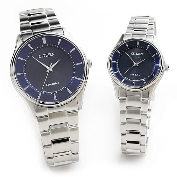 [お取り寄せ] シチズン コレクション エコドライブ ペアウォッチ ソーラー 腕時計 BJ6480-51L-EM0400-51L 50000 正規品 [blue] blessyou 03