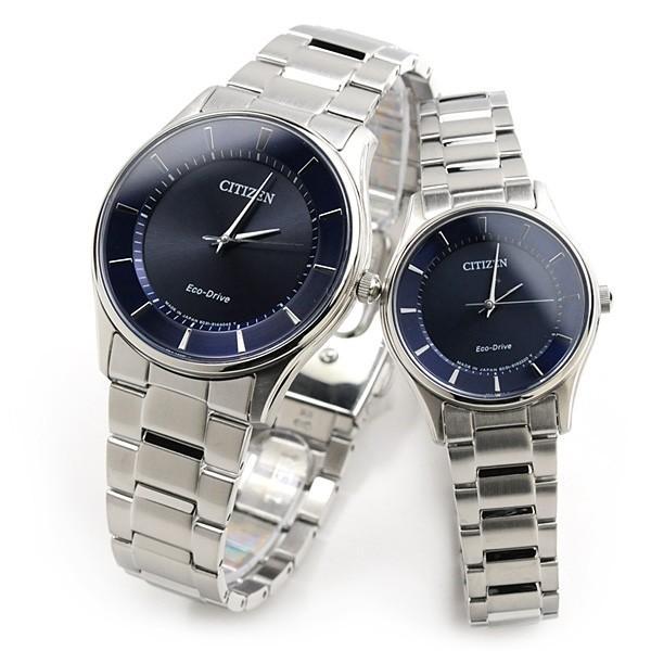 [お取り寄せ] シチズン コレクション エコドライブ ペアウォッチ ソーラー 腕時計 BJ6480-51L-EM0400-51L 50000 正規品 [blue] blessyou 08