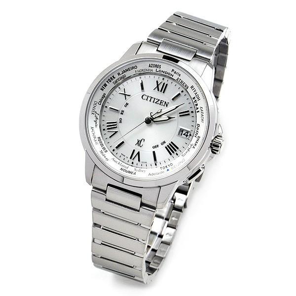 ペアウォッチ シチズン  クロスシー 電波ソーラー腕時計 CB1020-54A_EC1014-65W 113000|blessyou|03