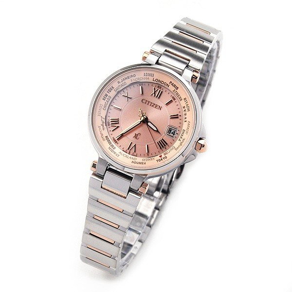 ペアウォッチ シチズン  クロスシー 電波ソーラー腕時計 CB1020-54A_EC1014-65W 113000|blessyou|04