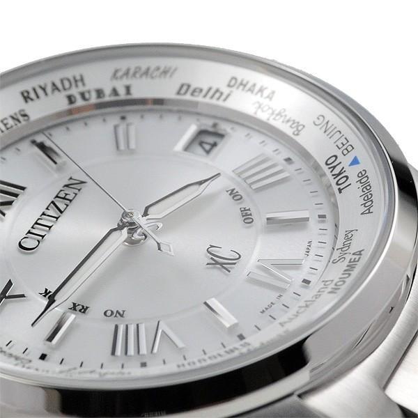 ペアウォッチ シチズン  クロスシー 電波ソーラー腕時計 CB1020-54A_EC1014-65W 113000|blessyou|05