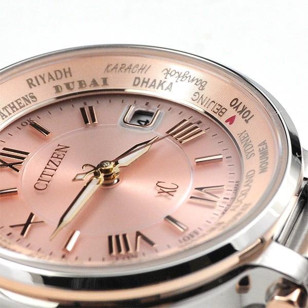 ペアウォッチ シチズン  クロスシー 電波ソーラー腕時計 CB1020-54A_EC1014-65W 113000|blessyou|06