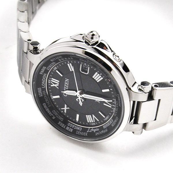 シチズン クロスシー  ペアウオッチ bk&bk 電波ソーラー腕時計  XC CB1020-54E_EC1010-57F 110,0|blessyou|12