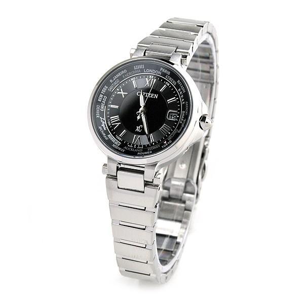 シチズン クロスシー  ペアウオッチ bk&bk 電波ソーラー腕時計  XC CB1020-54E_EC1010-57F 110,0|blessyou|08