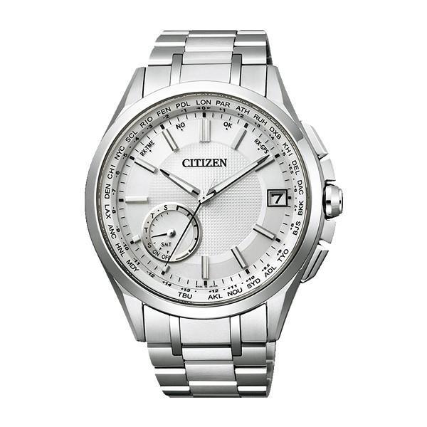【最大26%相当還元】 メンズ腕時計 シチズン アテッサ エコドライブ 電波時計 メンズ 腕時計 CC3010-51A 170000 blessyou 02