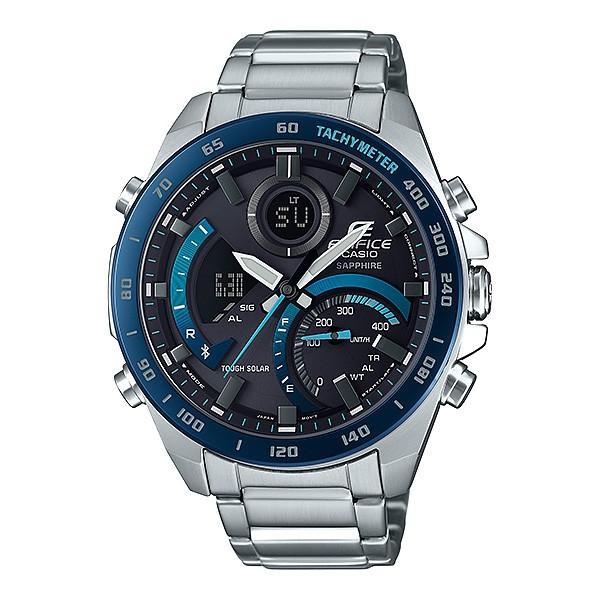 【最大26%相当還元】 メンズ腕時計 カシオ ソーラー 腕時計 メンズ エディフィス 2019年3月 ECB-900YDB-1BJF 40000 blessyou 02