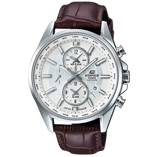 【最大26%相当還元】 メンズ腕時計 日本製 カシオ 腕時計 メンズ エディフィス チョコレート ブラウン レザーバンド EFB-302JL-7AJF 30000 blessyou 04