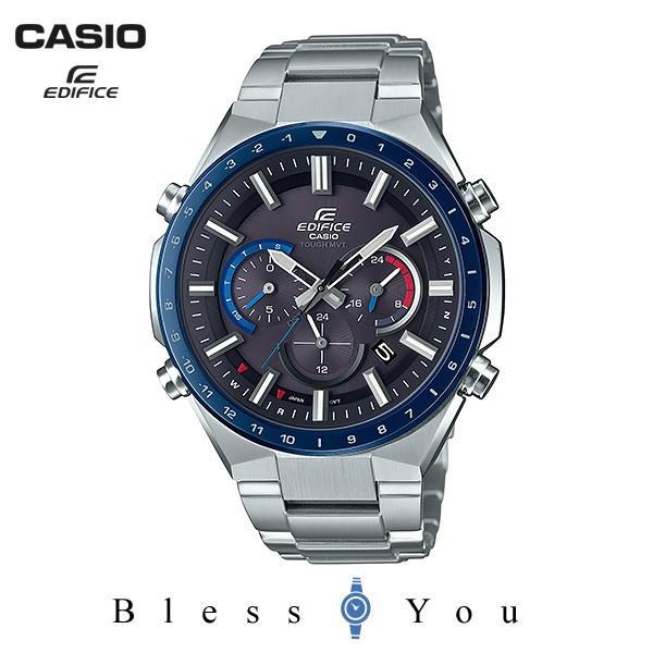 【最大26%相当還元】 メンズ腕時計 カシオ ソーラー電波 腕時計 メンズ エディフィス 2019年7月新作 EQW-T660DB-1BJF 48000|blessyou