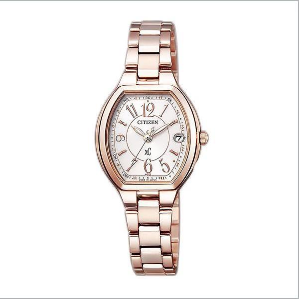 シチズン腕時計 レディース xc ソーラー 電波  腕時計 ES9362-52W 59,0