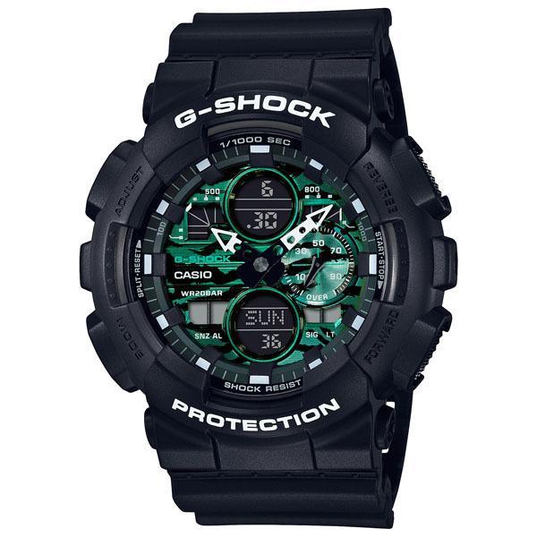 G-SHOCKGショック腕時計メンズCASIOカシオ2021年4月 GA-140MG-1AJF14,5