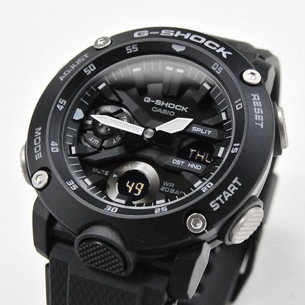 カシオ gショック G-SHOCK 腕時計 メンズ GA-2000S-1AJF 15000  2019年6月新作|blessyou|03