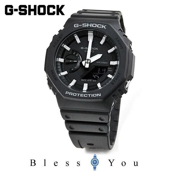 カシオ gショック G-SHOCK 腕時計 メンズ 2019年8月 GA-2100-1AJF 13500|blessyou