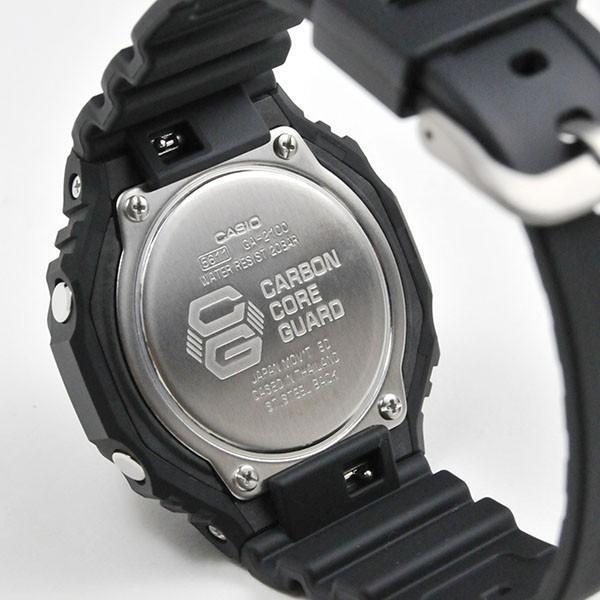 カシオ gショック G-SHOCK 腕時計 メンズ 2019年8月 GA-2100-1AJF 13500|blessyou|12