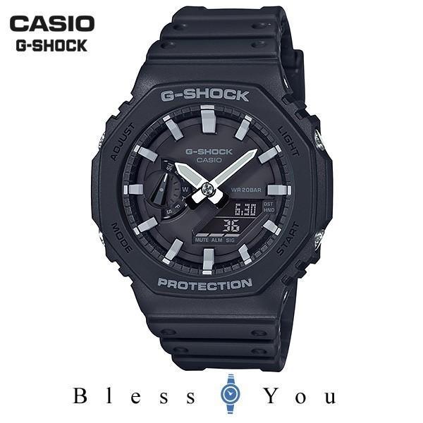 カシオ gショック G-SHOCK 腕時計 メンズ 2019年8月 GA-2100-1AJF 13500|blessyou|13