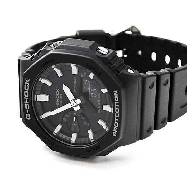 カシオ gショック G-SHOCK 腕時計 メンズ 2019年8月 GA-2100-1AJF 13500|blessyou|03