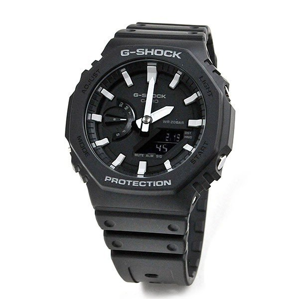 カシオ gショック G-SHOCK 腕時計 メンズ 2019年8月 GA-2100-1AJF 13500|blessyou|04