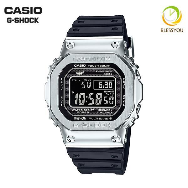 メンズ腕時計 カシオ ソーラー電波 腕時計 メンズ Gショック 2018年6月 GMW-B5000-1JF 50000|blessyou