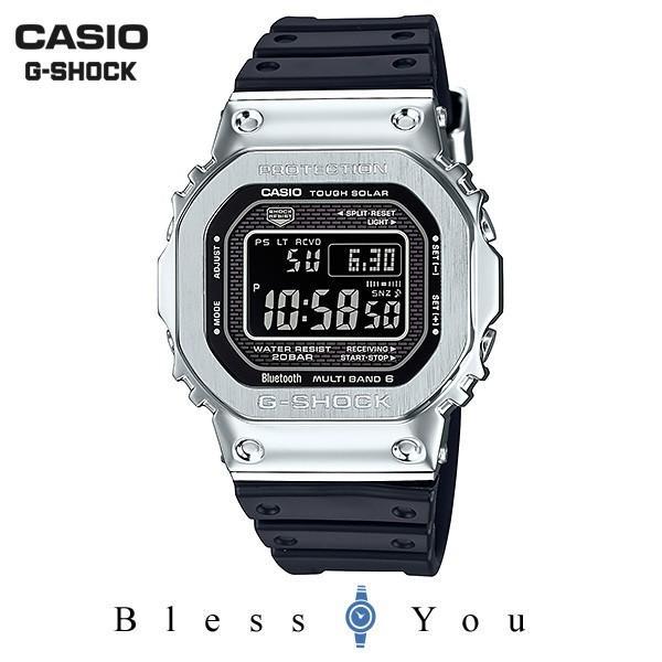 メンズ腕時計 カシオ ソーラー電波 腕時計 メンズ Gショック 2018年6月 GMW-B5000-1JF 50000|blessyou|09