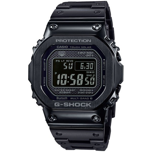メンズ腕時計 カシオ 電波ソーラー 腕時計 メンズ Gショック 2018年9月 GMW-B5000GD-1JF 68000 blessyou 02