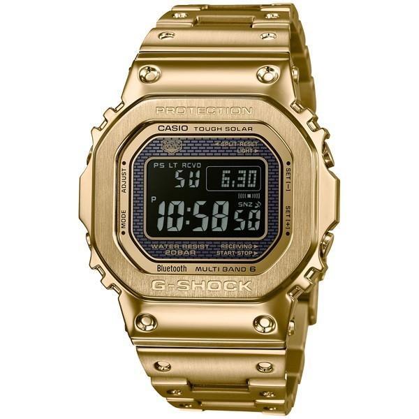 カシオ gショック 電波ソーラー G-SHOCK 腕時計 メンズ 2018年9月 GMW-B5000GD-9JF 68000|blessyou|02