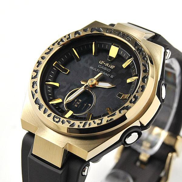 カシオ 電波ソーラー 腕時計 ペアウォッチ  Gショック & ベビーG WILDLIFE PROMISING コラボモデル GST-W310WLP-1A9JR-MSG-W200WLP-5AJR 84,0 あすつく|blessyou|05
