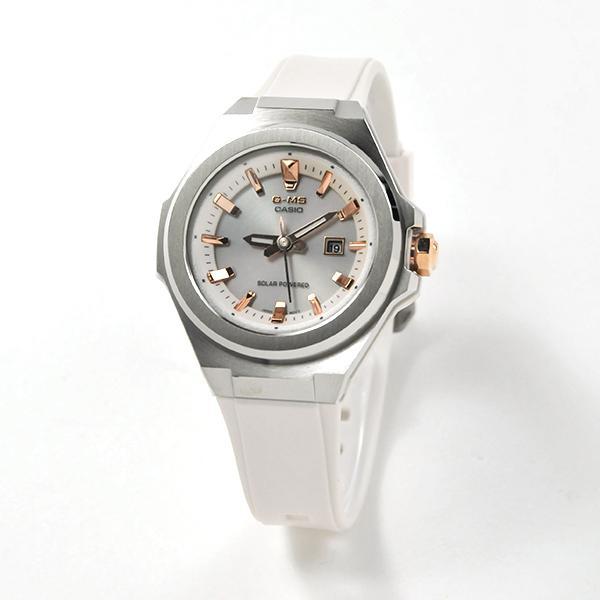 gショックレディースCASIOBABY-Gカシオソーラー腕時計レディースベビーGG-MS2020年2月 MSG-S500-7AJ