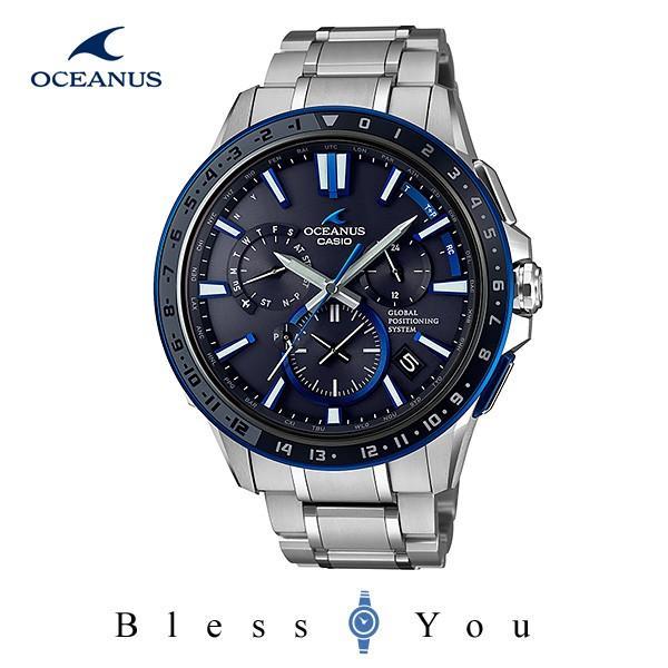 メンズ腕時計 ソーラー 電波時計 カシオ オシアナス OCW-G1200-1AJF 230000|blessyou