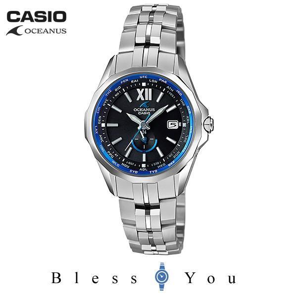 レディース 腕時計 カシオ オシアナス OCW-S340-1AJF 160,0