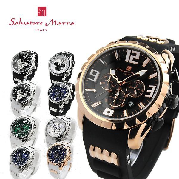 メンズ腕時計 サルバトーレマーラ 腕時計 メンズ クロノグラフ SM15107 30000 blessyou