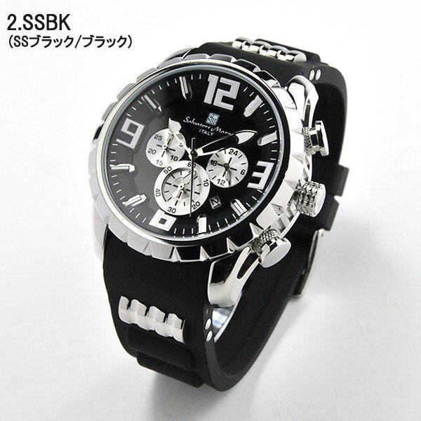 メンズ腕時計 サルバトーレマーラ 腕時計 メンズ クロノグラフ SM15107 30000 blessyou 07