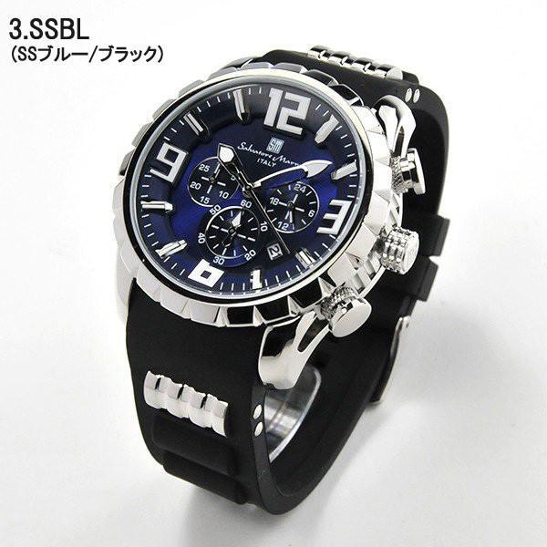 メンズ腕時計 サルバトーレマーラ 腕時計 メンズ クロノグラフ SM15107 30000 blessyou 08