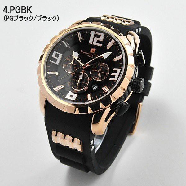 メンズ腕時計 サルバトーレマーラ 腕時計 メンズ クロノグラフ SM15107 30000 blessyou 09