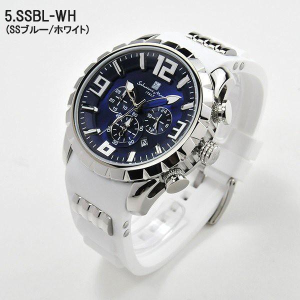 メンズ腕時計 サルバトーレマーラ 腕時計 メンズ クロノグラフ SM15107 30000 blessyou 10