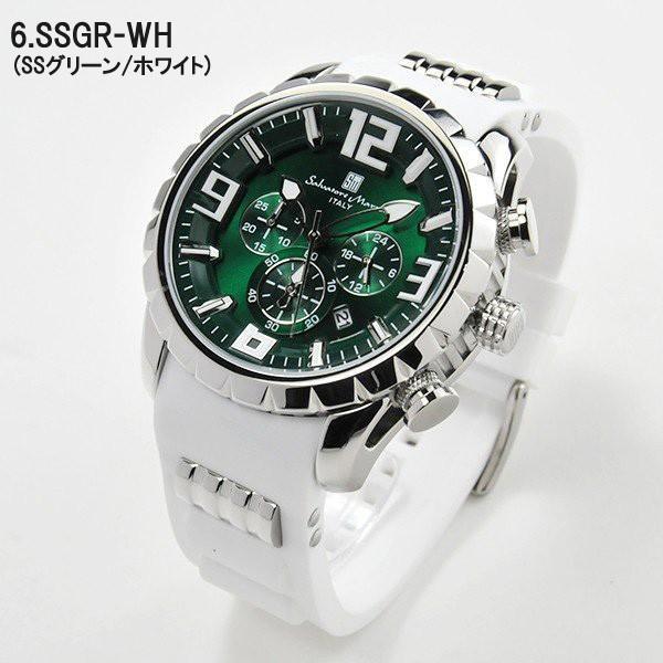 メンズ腕時計 サルバトーレマーラ 腕時計 メンズ クロノグラフ SM15107 30000 blessyou 11