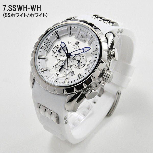 メンズ腕時計 サルバトーレマーラ 腕時計 メンズ クロノグラフ SM15107 30000 blessyou 12