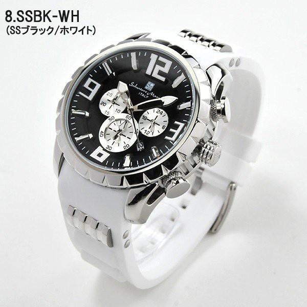 メンズ腕時計 サルバトーレマーラ 腕時計 メンズ クロノグラフ SM15107 30000 blessyou 13