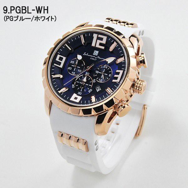 メンズ腕時計 サルバトーレマーラ 腕時計 メンズ クロノグラフ SM15107 30000 blessyou 14