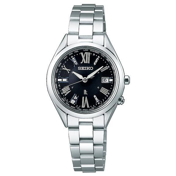 セイコー 腕時計 レディース ソーラー電波 ルキア SSQV055 75000|blessyou|02