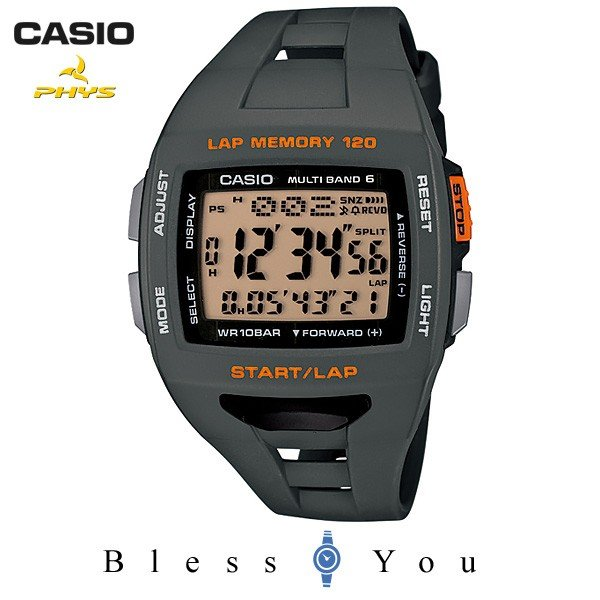 メンズ腕時計 カシオ  ソーラー 電波 腕時計 PHYS フィズ STW-1000-8JF|blessyou