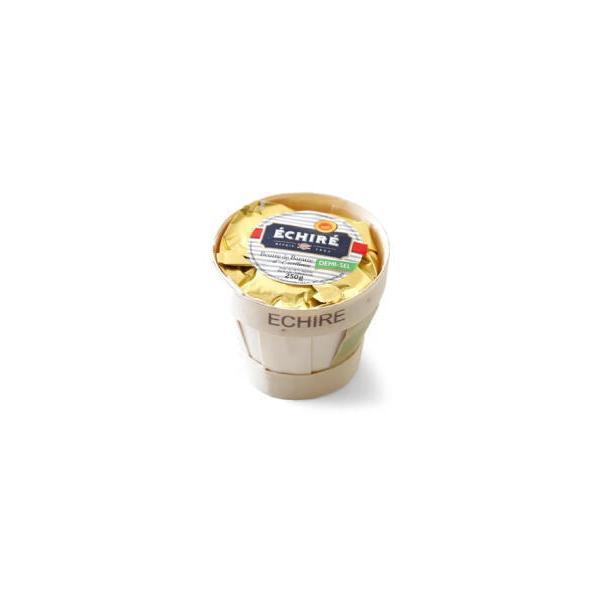 エシレバター バスケット有塩(発酵)250gx2個セット  冷蔵