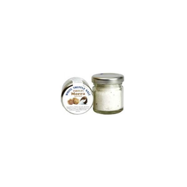 送料無料 タルトゥフィモッラ 白トリュフ入り天然塩 30g x2セット