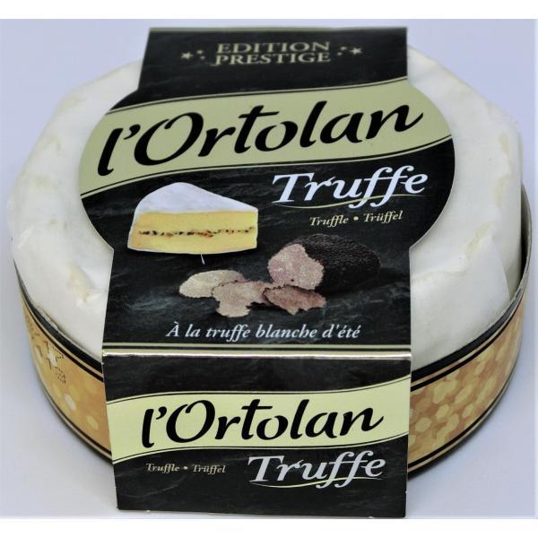 送料無料 チーズ ナチュラルチーズ オルトラン トリュフ 135g x2セット  冷蔵