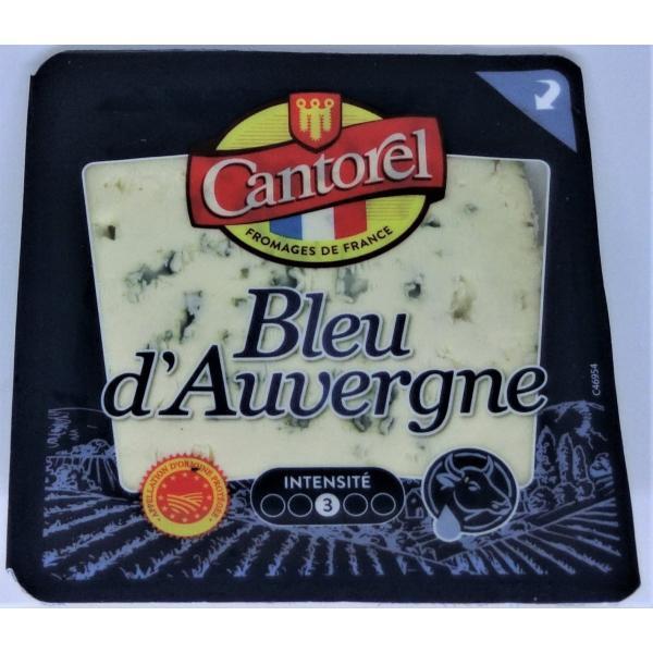 送料無料 チーズ ブルーチーズ ブルードベルニュ 125g x2セット 冷蔵