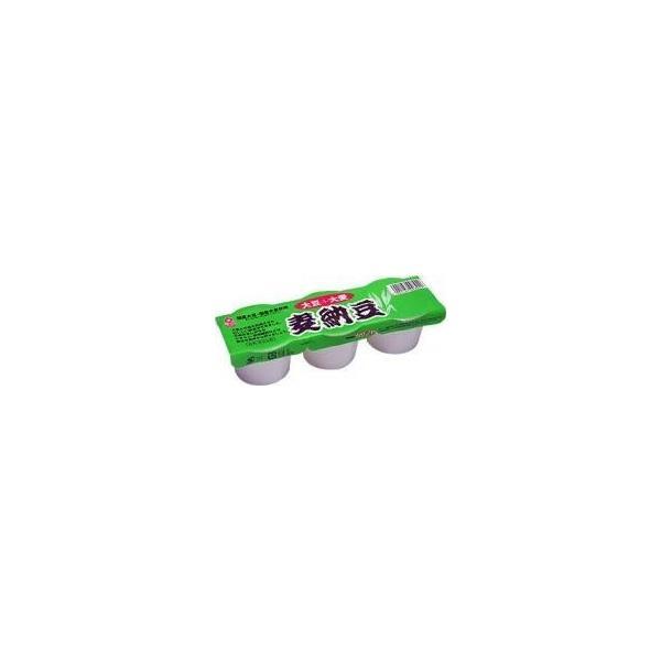 送料無料 ムソー カジノヤ 麦納豆カップ 30g×3パック x2セット 【冷蔵】