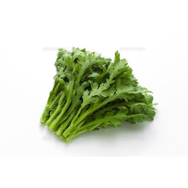 【ムソーの安心野菜】【冷蔵】特別栽培 春菊 150g