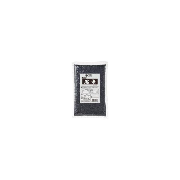 黒米(国内産) オーサワジャパン 500g×6個