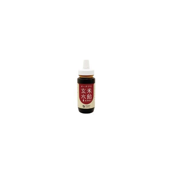 オーサワの玄米水飴(プラボトル) オーサワジャパン 250g×6個