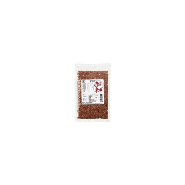 オーサワの有機赤米(国内産) オーサワジャパン 250g×10個