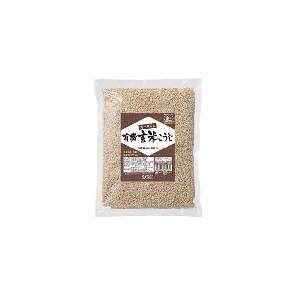 【送料無料(メール便)】オーサワの有機乾燥玄米こうじ 500g オーサワジャパン