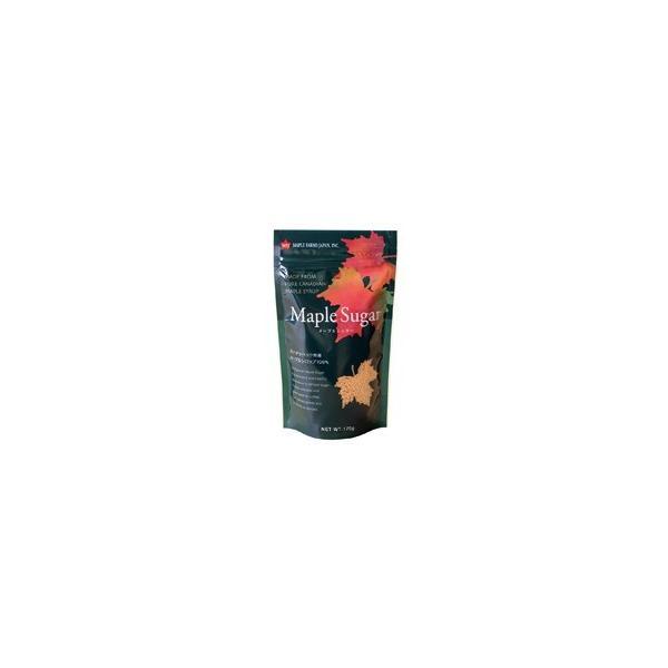 【送料無料(メール便)】メープルシュガー 170g 株式会社メープルファームズジャパン オーサワジャパン